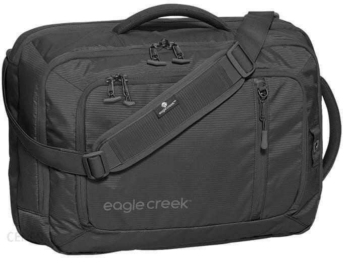 78c8426981e0c Torba turystyczna Eagle Creek Straight Up Business Brief RFID Black -  zdjęcie 1