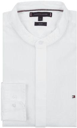 b5f843027beabd Koszula casualowa o kroju slim fit z bawełny ze stójką ...