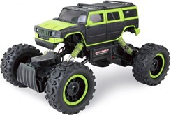 hb ROCK CRAWLER 4WD 1:14 Zielony