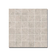 Margres Concept Light Grey Mosaic Soft Shiny 5X5;30X30