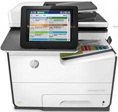 HP PageWide Ent Color MFP 586dn (G1W39A)