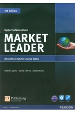 Market leader upper-intermediate Course book 3rd edition