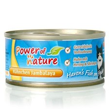 Power of Nature Haven's Fish on Friday Jambalaya 100g
