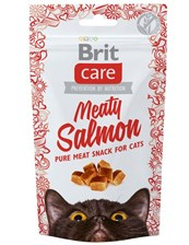 Brit Care Cat Snack Meaty salmon 2x50g