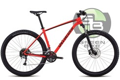 Specialized Rockhopper Comp gloss rocket red/black/charcoal 2018