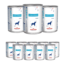 Royal Canin Veterinary Diet Hypoallergenic Canine Wet 400g