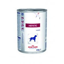 Royal Canin Veterinary Diet Hepatic Canine Wet 420g
