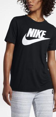2e8192aba7a3b3 Bluzki i koszulki damskie Nike - Długość rękawa Z krótkim rękawem ...