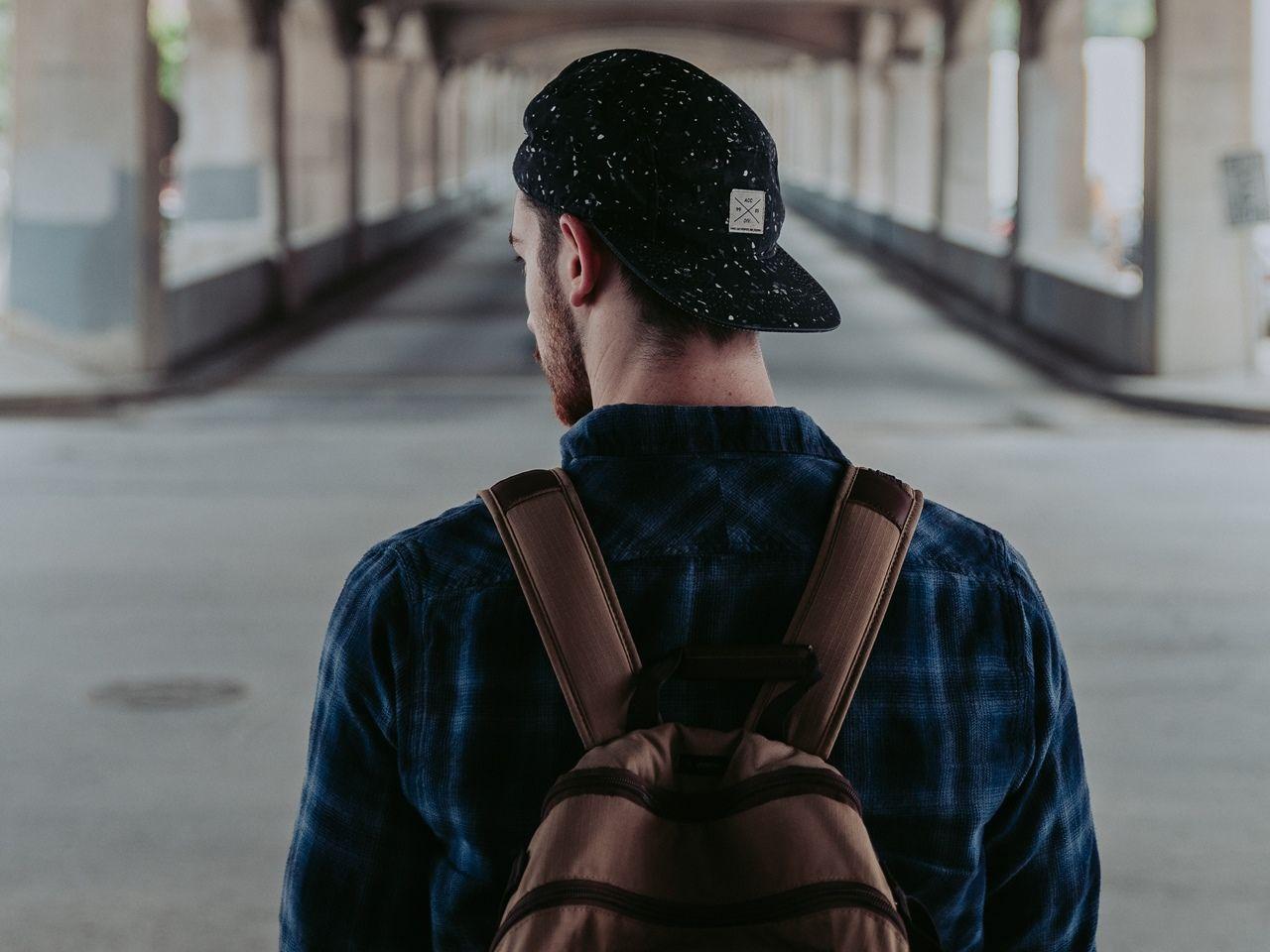 Styl drwala, czyli męska koszula flanelowa w kratę Blog  fmuwl