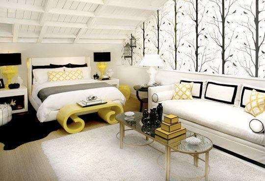 Sypialnia I Salon Jak Je Połączyć Wnętrza Ze Smakiem