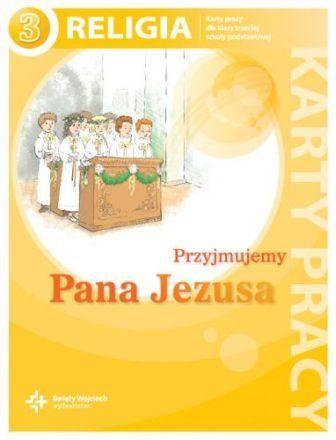 przyjmujemy pana jezusa podręcznik karty pracy