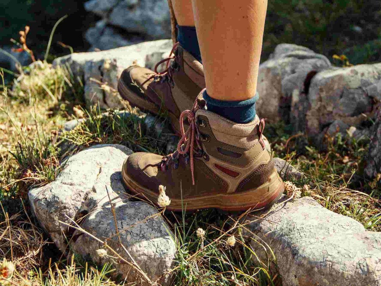 Dobre Buty Trekkingowe Czyli Wlasciwie Jakie Poza Domem