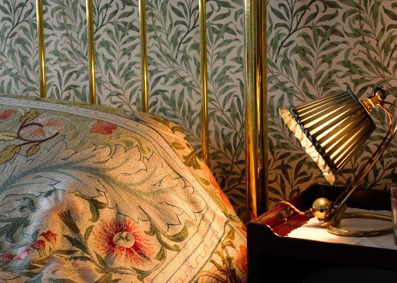 Jaka Tapeta W Sypialni Inspirujące Pomysły Wnętrza Ze Smakiem
