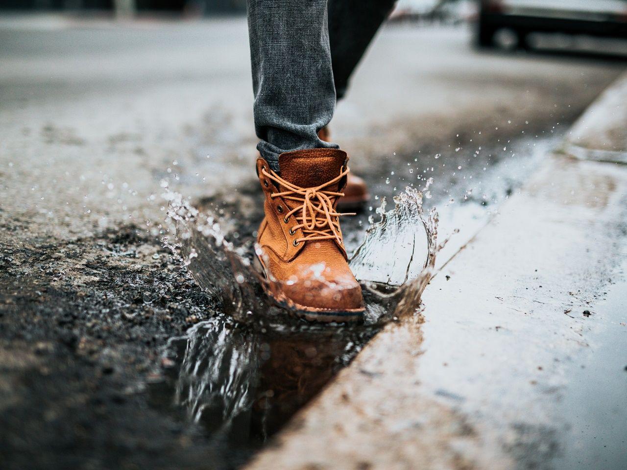 Zabezpieczamy Skorzane Buty Przed Blotem Sola I Sniegiem Blog Jego Styl Pl