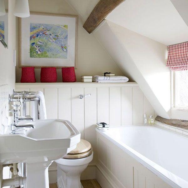 łazienka Ze Skosem Jak Ją Urządzić Wnętrza Ze Smakiem
