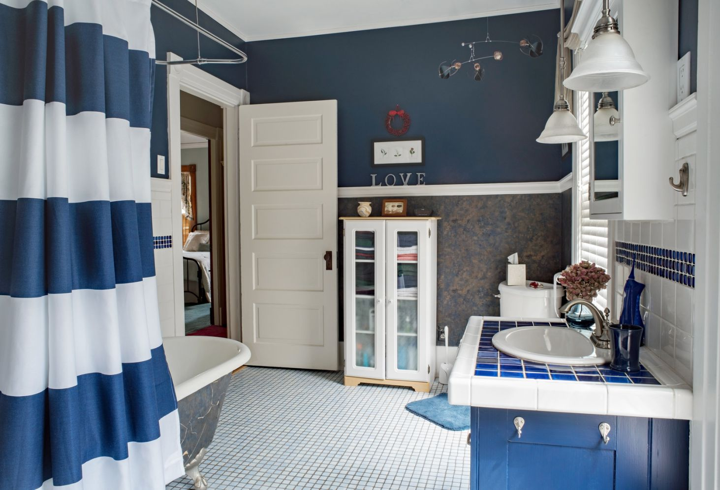 Tapeta W łazience 3 Kroki Do Aranżacji Idealnej Wnętrza