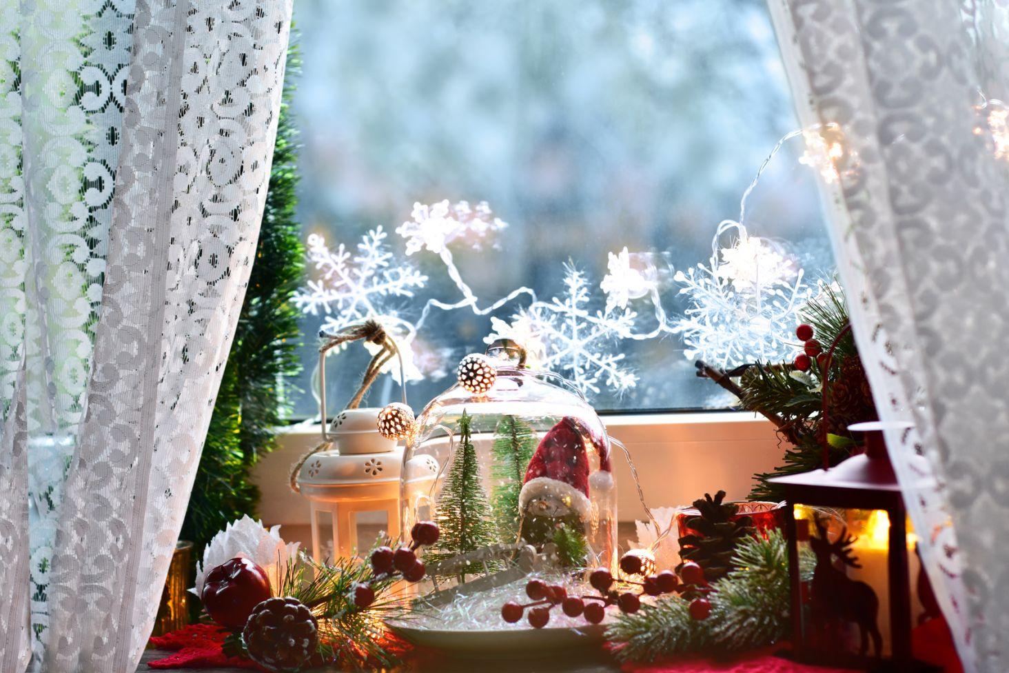 Naturalne Dekoracje Bożonarodzeniowe Wnętrza Ze Smakiem