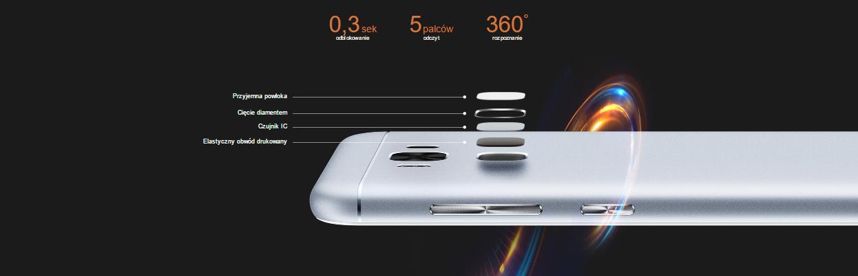 Asus Zenfone 3 Max 32GB ZC553KL Zloty