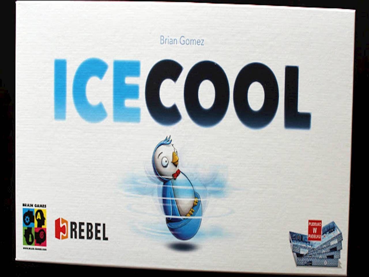 Bujaj Się Z Pingwinami, Czyli O Grze IceCool
