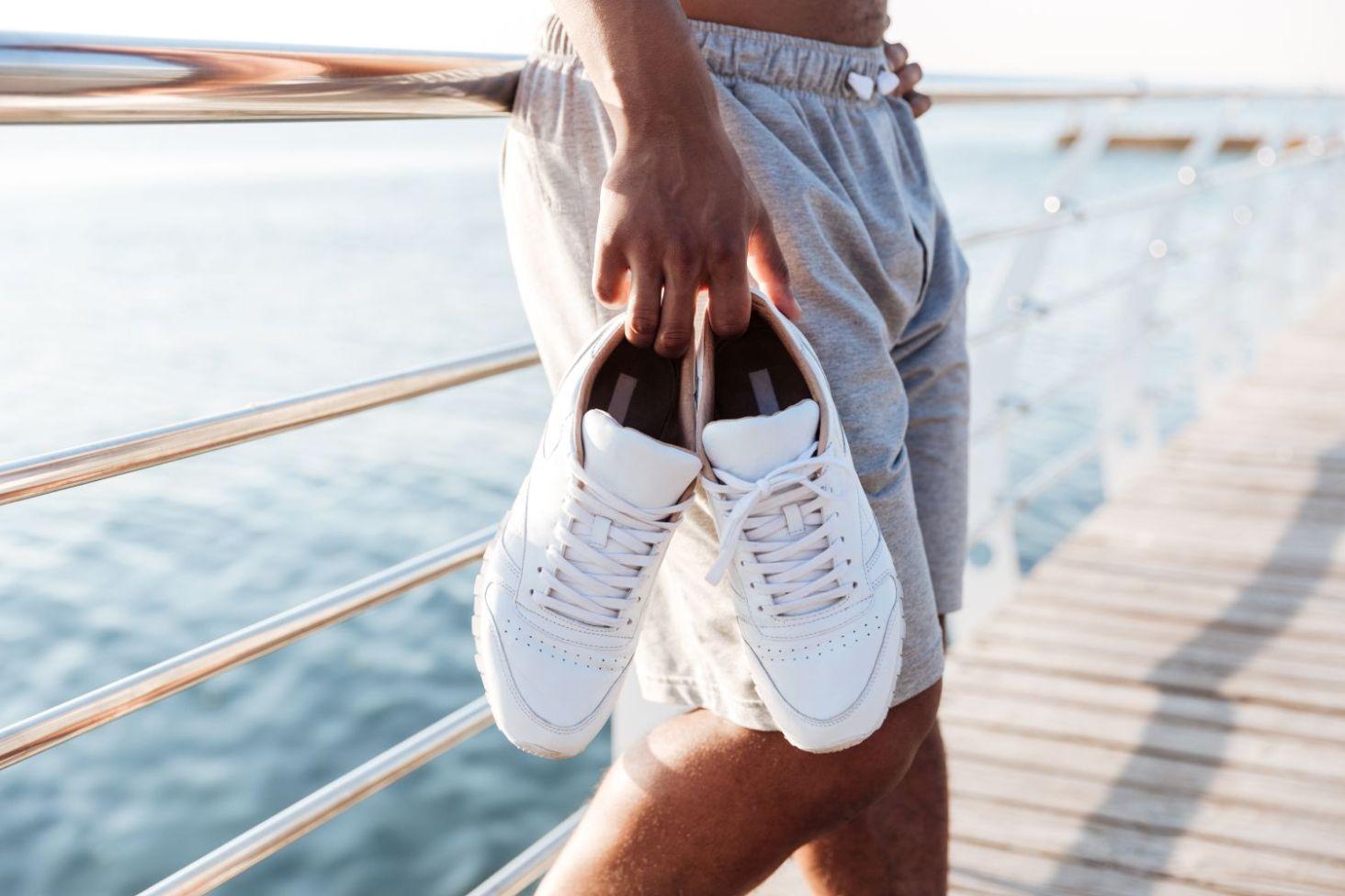 Jakie sneakersy męskie? Najmodniejsze modele 2019 Blog
