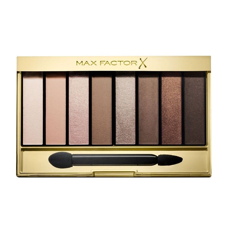 max factor masterpiece nude paleta cieni 08 matte sands 6