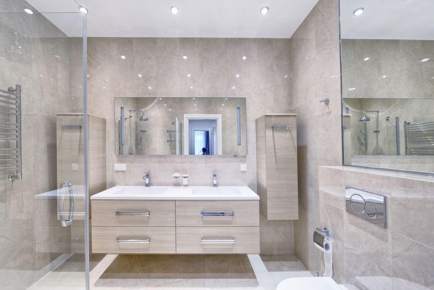 Oświetlenie łazienki Jakie Aranżacje Wnętrza Ze Smakiem