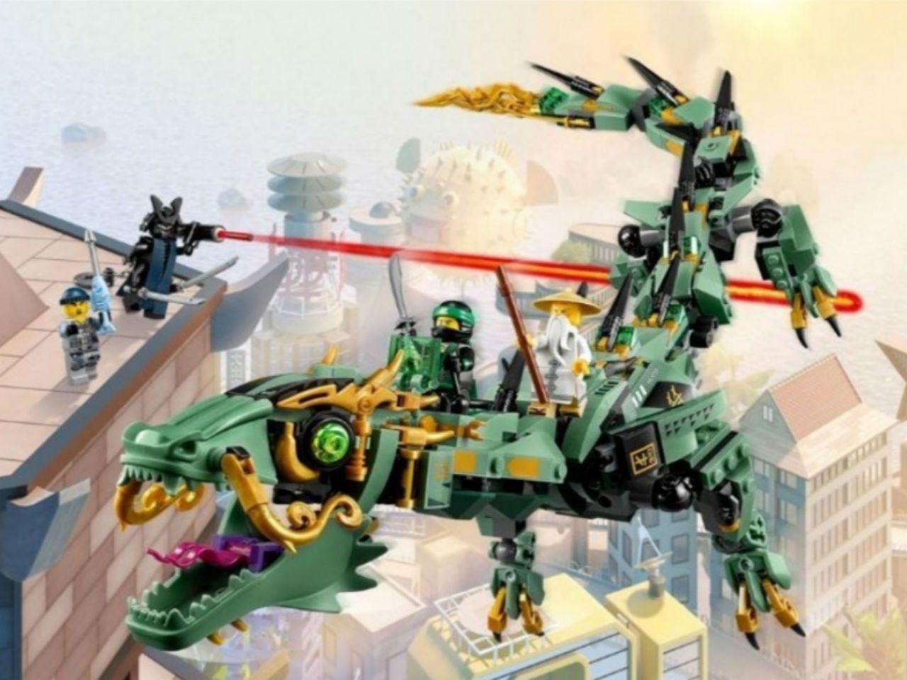 Lego Ninjago Najlepsze Zestawy Klocków Swiat Rodziców