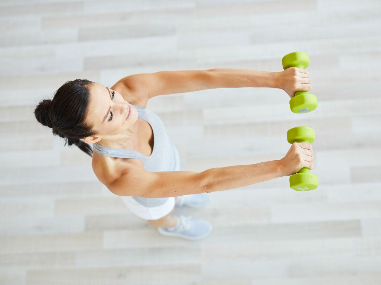 Jak zbudować plan treningowy dla kobiet? - Dbam o siebie