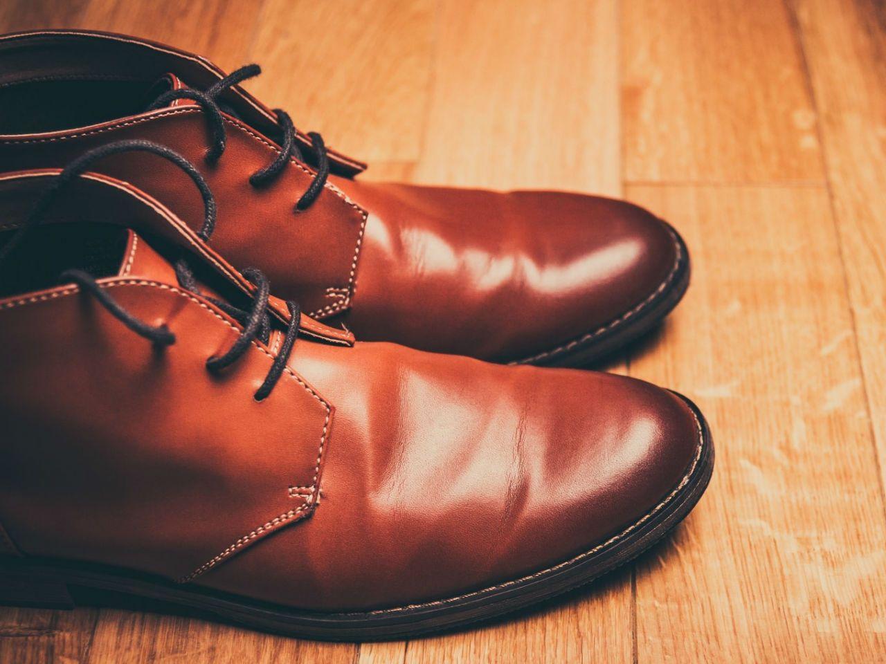 Jak Czyscic Skorzane Buty By Wygladaly Jak Nowe Blog Jego Styl Pl