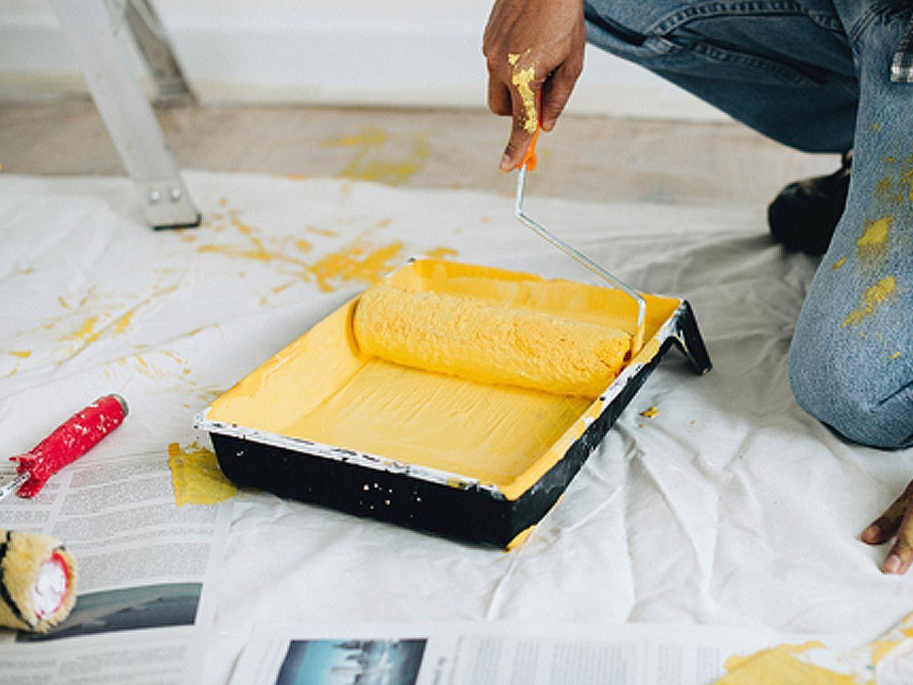 Jak Zrobić Wałek Dekoracyjny Do Malowania ścian Blog