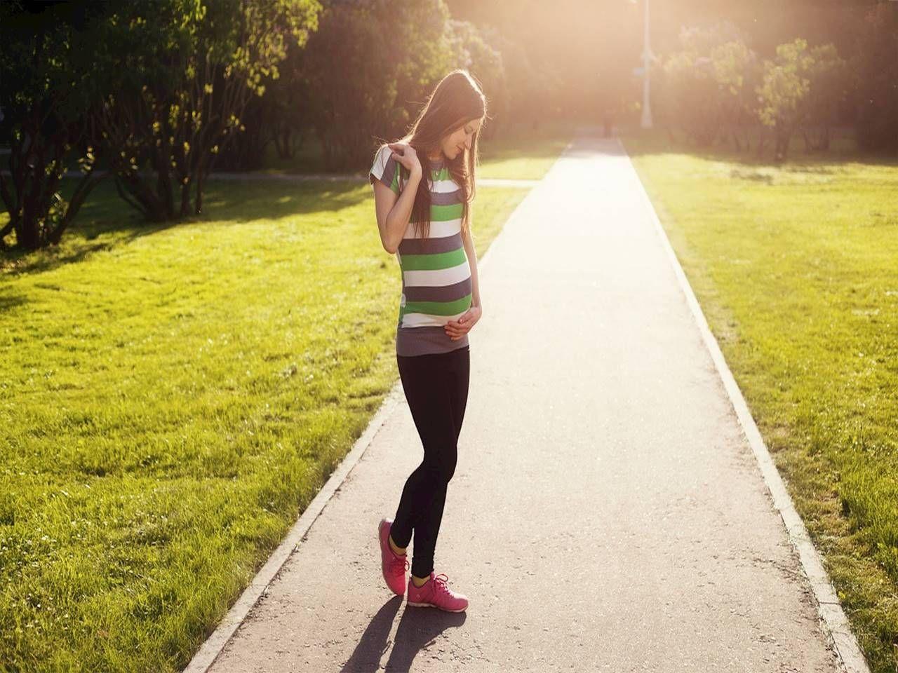 Nie mogę schudnąć po ciąży - co robić?