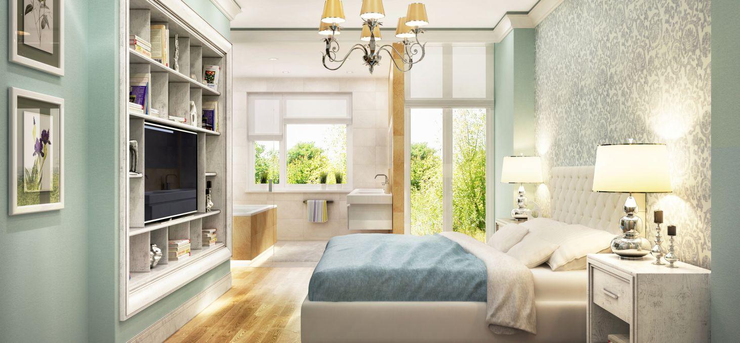 Najpiękniejsze Tapety Do Sypialni 7 Inspirujących Pomysłów