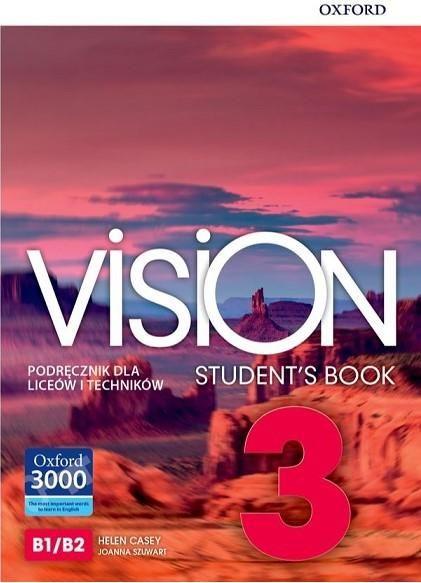 vision 3 podręcznik ćwiczenia oxford