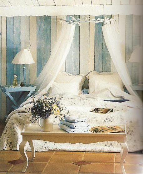 Styl Prowansalski W Sypialni Wnętrza Ze Smakiem