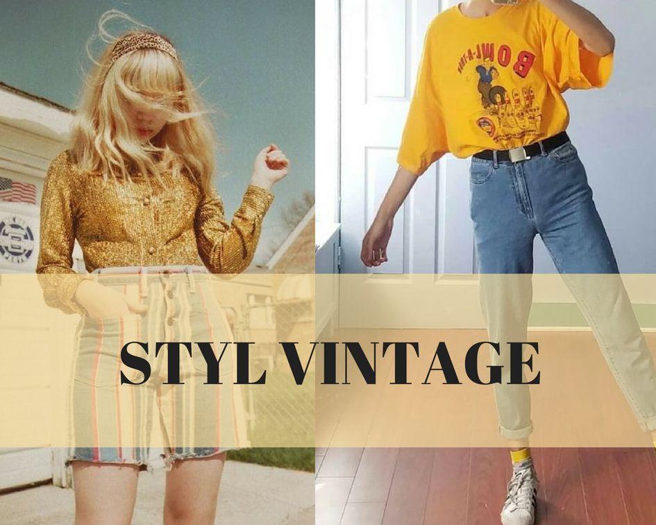 dc900c8c56 Moda na vintage jakiś czas temu skradła serca wszystkich dziewczyn na całym  świecie. Ja sama pamiętam jak honorowe miejsce w mojej szafie miały  sukienki ...