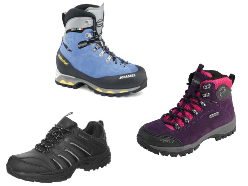 19775ca389d5a4 *Buty trekkingowe damskie przeznaczone na: wyprawy w niższe partie gór,  wysokie góry oraz alpinizm*