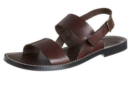 1e533091de11 Męskie skórzane sandały – jak je nosić  - Blog Jego-Styl.pl