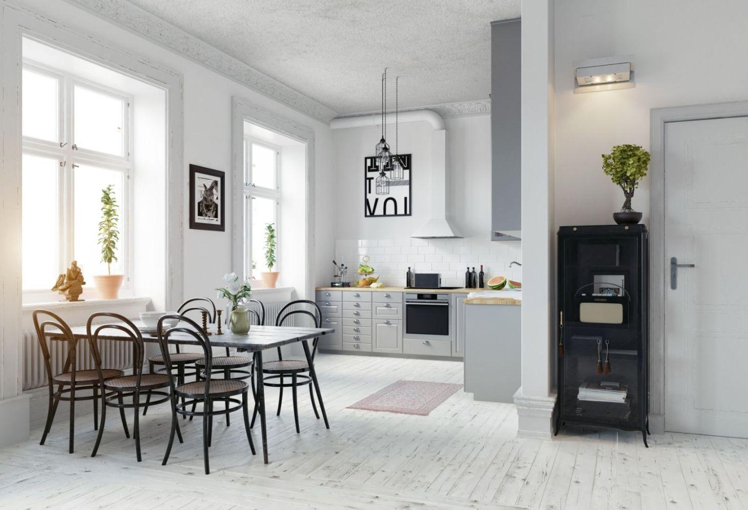 Podłoga W Kuchni Czym Ją Wykończyć Panele Kafle A Może