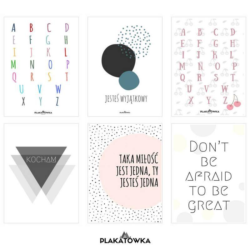 23 Darmowe Plakaty Do Druku Zobaczcie Koniecznie świat