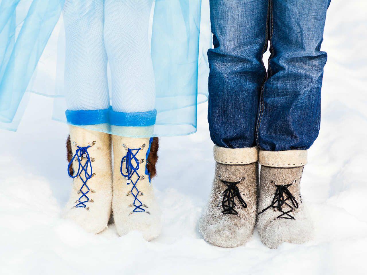 Buty na zimę dla dzieci – jakie wybrać? Porady dla rodziców