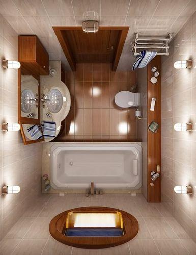 Mała łazienka Pomysły Na Wnętrze Wnętrza Ze Smakiem