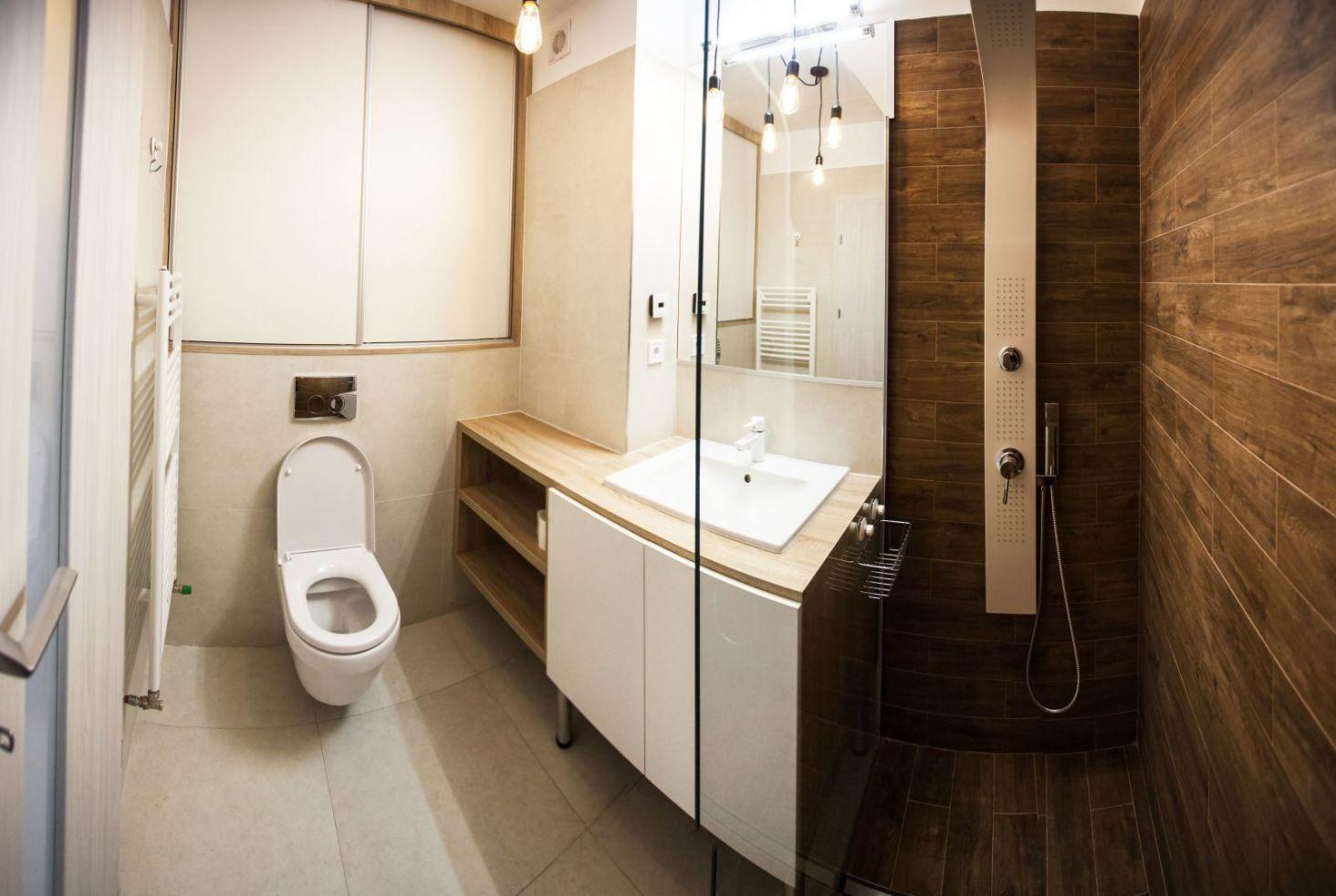 Aranżacja Małej Toalety Jak Urządzić łazienkę W Bloku