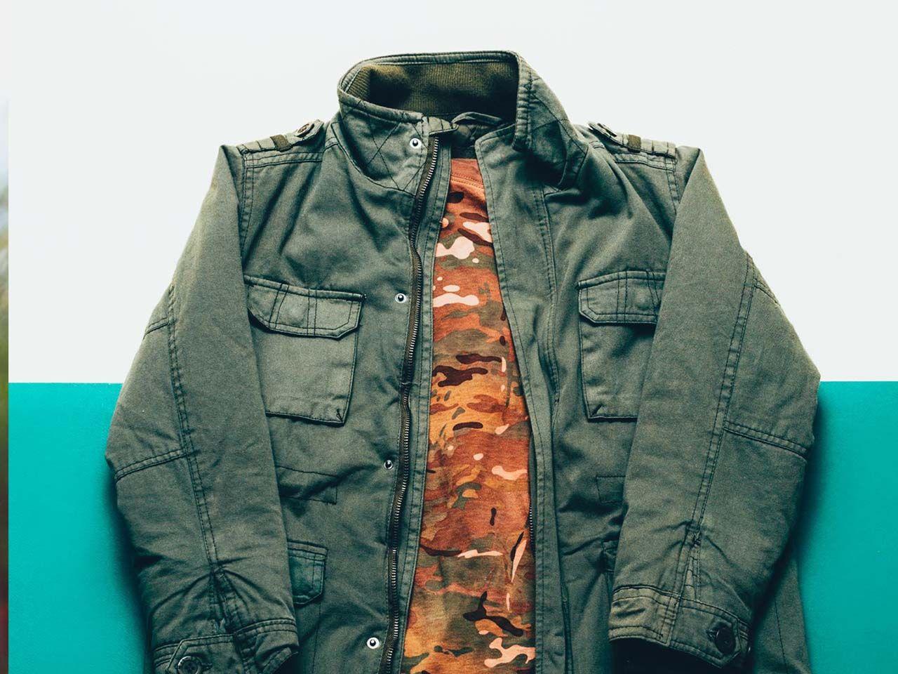 4f7d5e218796 Jak nosić kurtkę M65  Wojskowa legenda w świecie mody - Blog Jego ...