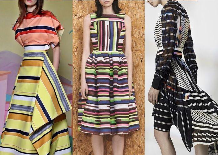 b7fdd710a0 Trendy z wybiegów  moda damska wiosna 2016 cz. 1 - Kraina Stylu