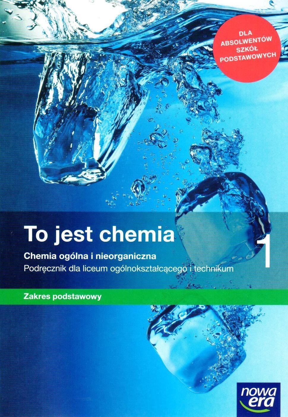 chemia od podstaw gimnazjum