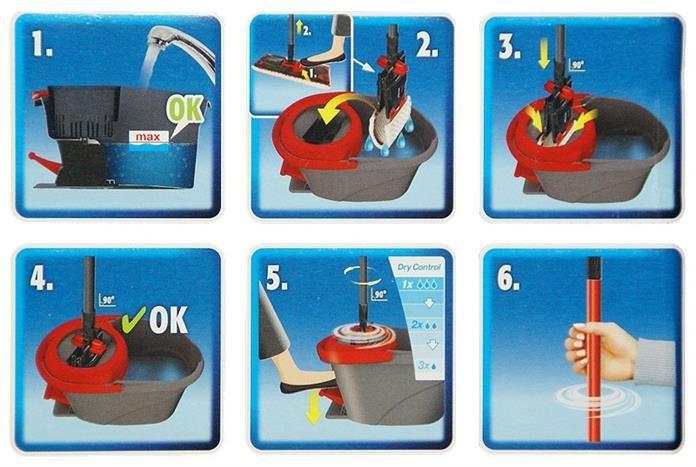 vileda mop easy wring ultramat opinie i atrakcyjne ceny na. Black Bedroom Furniture Sets. Home Design Ideas