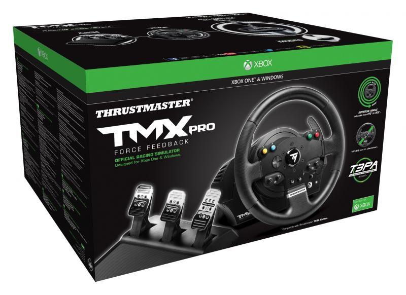 Tmx Pro Vs G920