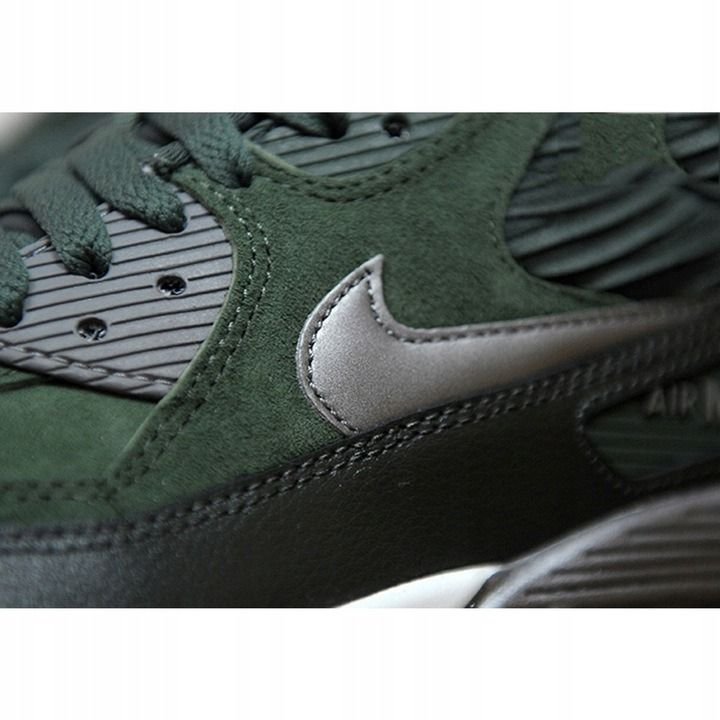 Buty Nike Air Max 90 Leather carbon Green R.45