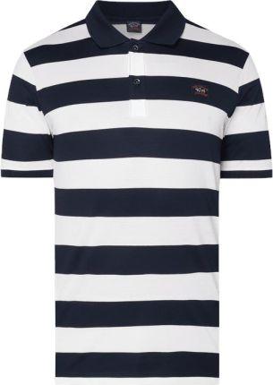 Koszulka polo z naszywką z logo - Ceny i opinie T-shirty i koszulki męskie DVDH