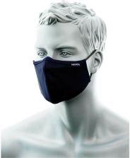Portwest Dwuwarstwowa Maska Anty Mikrobowa Z Taśmą Nosową Granatowa (Cv34Nar)
